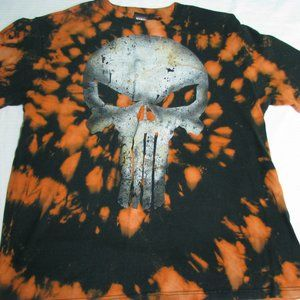 Marvel The Punisher Tie-Dye T-Shirt